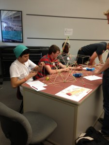 Engineering Day April 5 2013 -- Structural Design Project