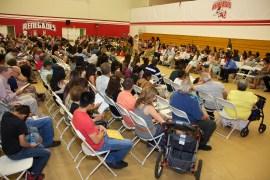 Honor Reception May 3 2013