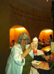 Nan at Bongos June 18 2013
