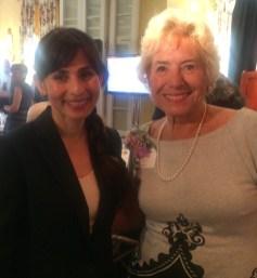 Sonya Christian, Cynthia Icardo