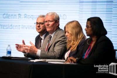 Panel 3 Leadership Matters