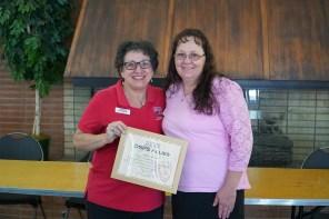 Disability Awareness Danita Belmore award recipient