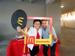 Karen Goh and jim Darling