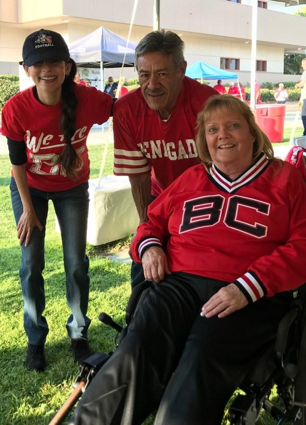 Sonya Christian, Peter Reyes, Becki Whitson Oct 14 2017