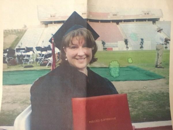 Jennifer Graduation Photo