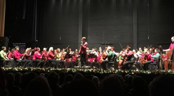 Bakersfield Symphony Orchestra Home for the Holidays