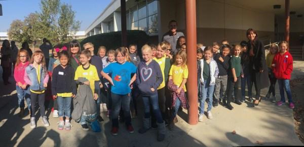 Centennial Elementary Field Trip