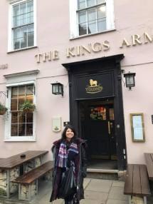 Eisha Christian Jan 2018 in London