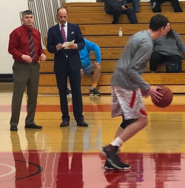 Coach Hughes