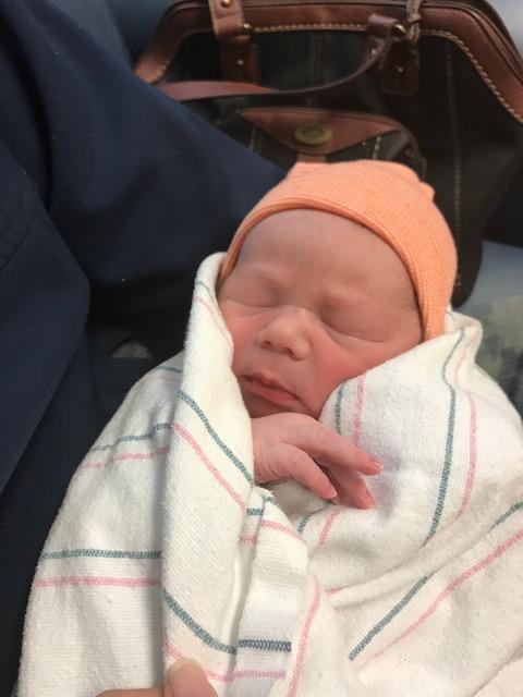 Baby Leo Feb 16 2018