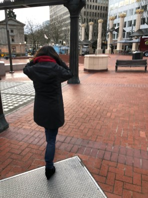 Sonya Christian Pioneer Square Feb 3 2018
