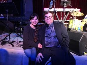 Sonya Christian and Steve Waller