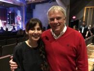 Sonya Christian and Tom Gelder