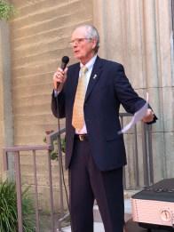 Mayor Chuck Reed at KCFSG May 17 2018