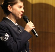 Staff Sergeant Michelle Doolittle