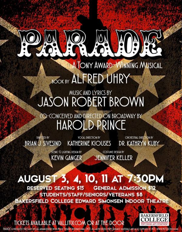 Parade Flier