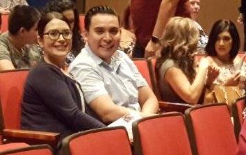 Abel and Lorena Guzman