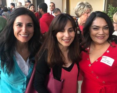 Beatrice Espericueta, Sonya Christian, Norma Rojas Mora