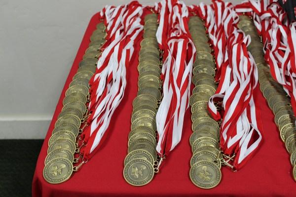 EOP&S medals