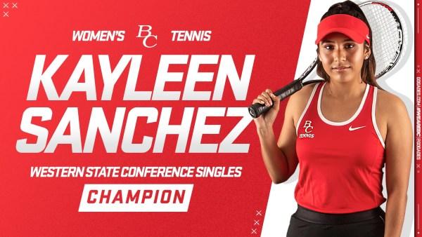 Kayleen Sanchez promo photo