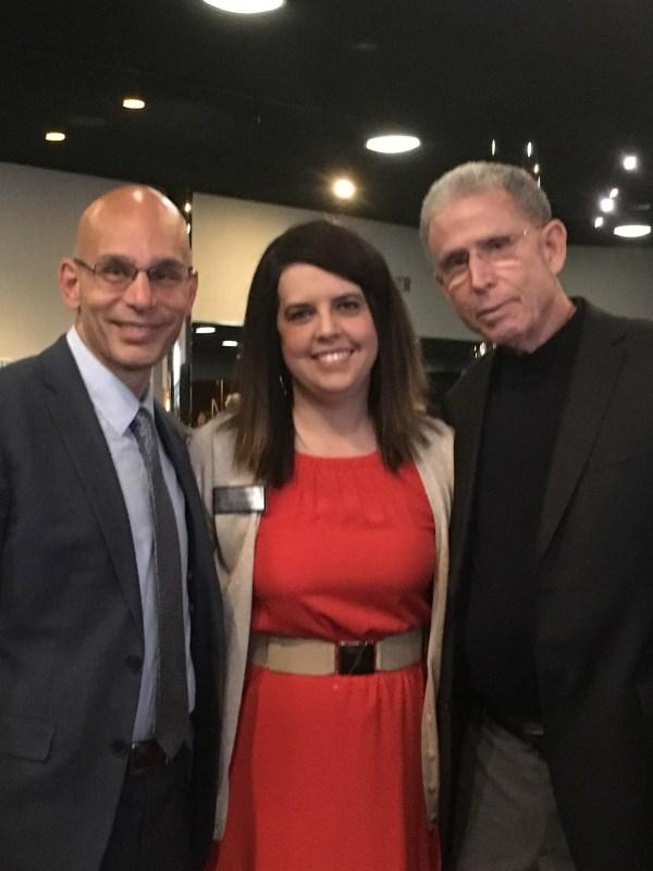 Manny, Ira Cohen, Kari Heilman