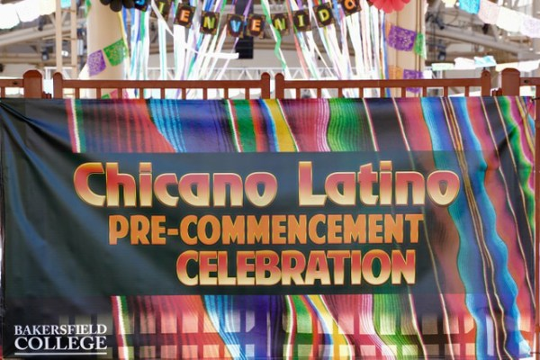 Chicano Latino pre commencement celebration