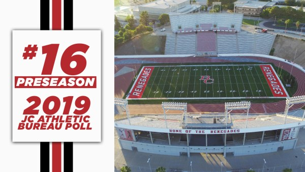 BC ranked 16th in preseason poll
