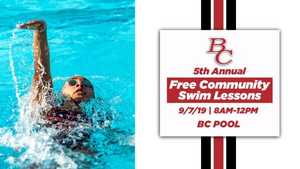 Free Swim Lessons at BC