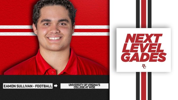 Next Level Gades - Eamon Sullivan, Football