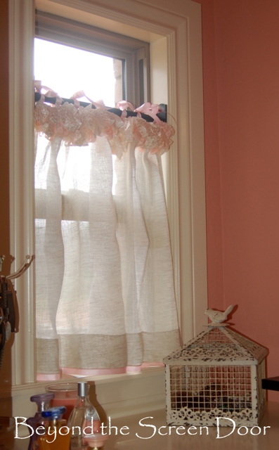 Gallery Cafe Curtains Amp Sill Length Panels Sonya Hamilton Designs