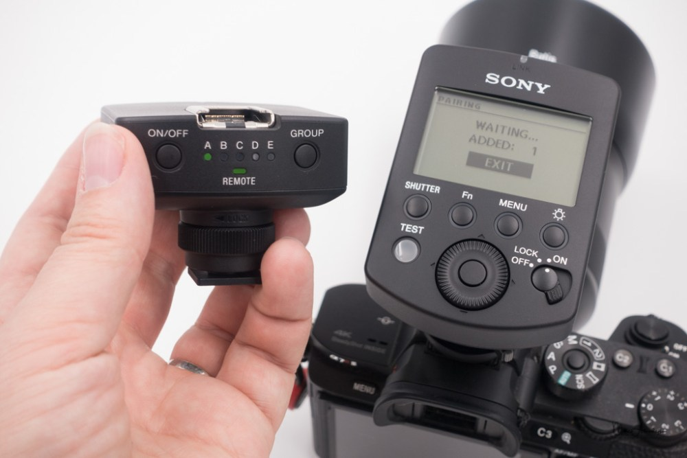Sony Wireless Trigger-10
