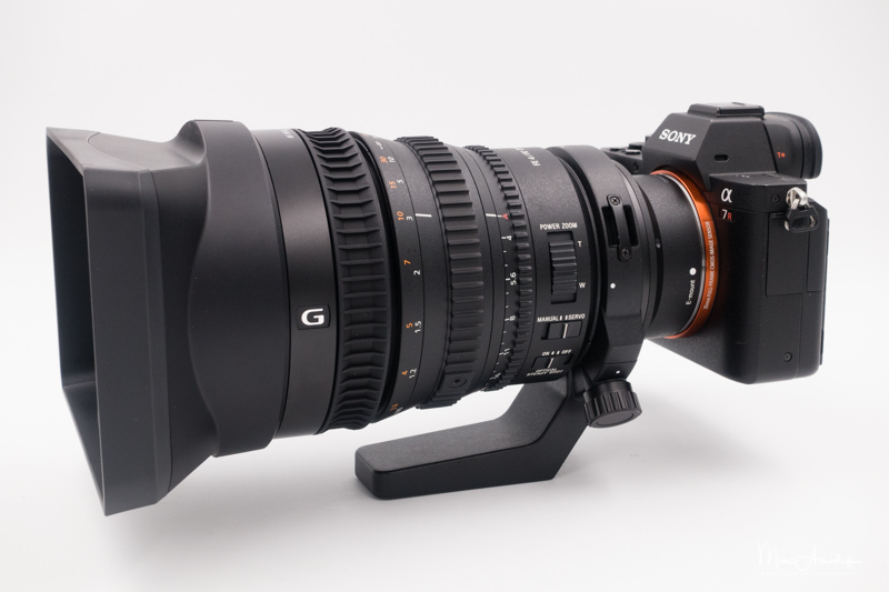 Sony FE PZ8135 G F4-012