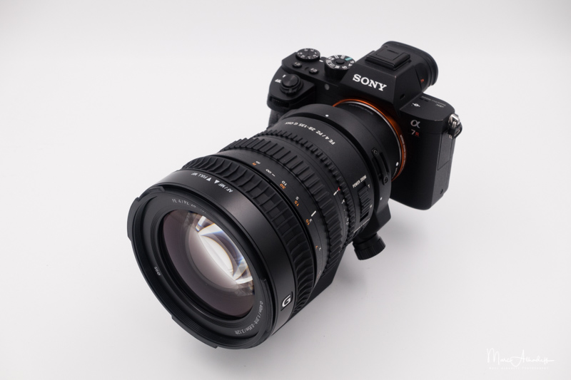 Sony FE PZ8135 G F4-014