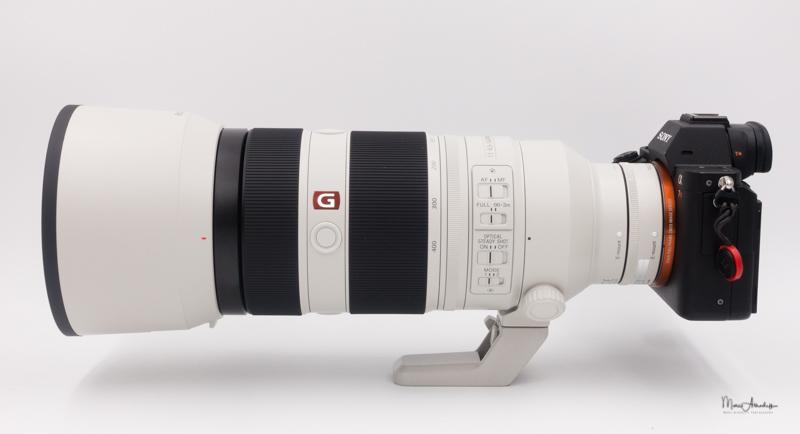 Sony FE100-400 GM-530