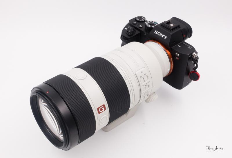 Sony FE100-400 GM-539