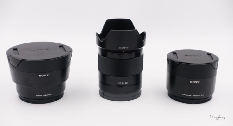Sony FE28F2-001