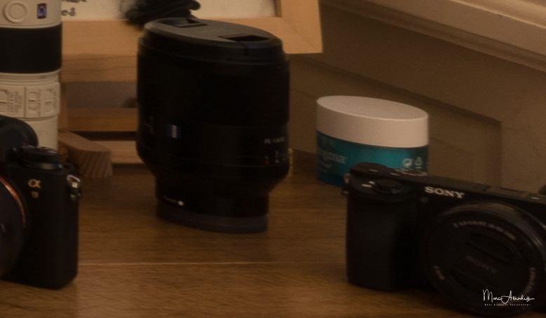 FE 28mm F2 + Ultra Wide Converter at 21 mm - 5,0 s à ƒ - 11 à ISO 100-390
