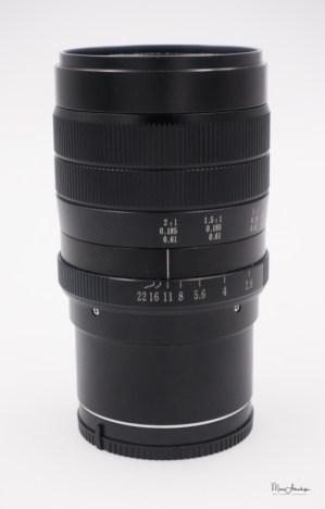 Laowa 60mm F2.8 Ultra macro - Lens --7