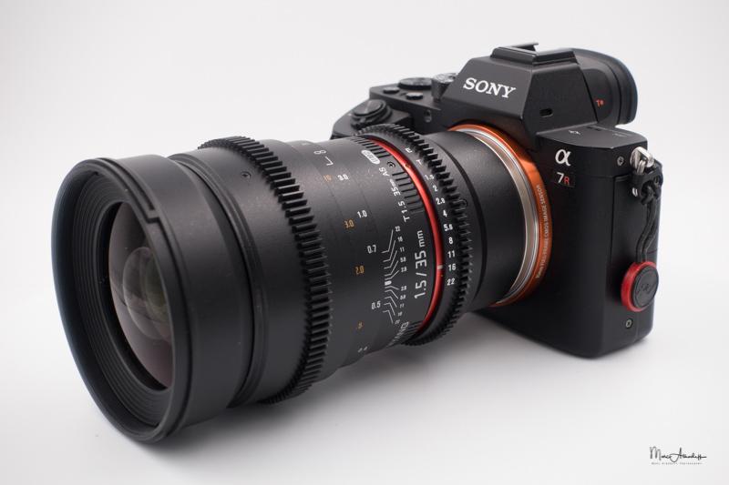 Samyang 35 T1.5 Cine lens- -003