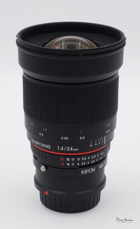 Samyang 24mm F1.4 ED AS IF UMC- ISO 125 --021