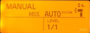 Sony HVL-F45RM-011