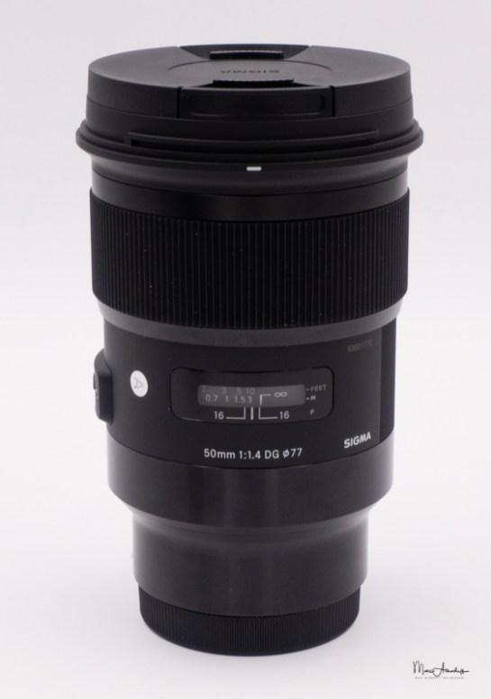 Sigma 50mm F1.4 Art-1