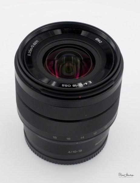 Sony E 10-18mm F4-2