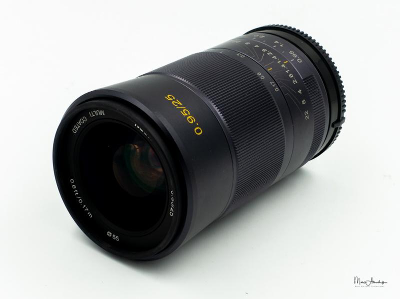 Meike 25mm F0.95-8