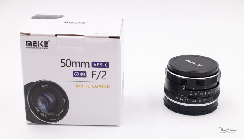 Meike 50mm F2-1