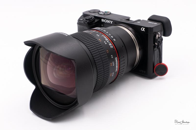 Samyang 10mm F2.8 ED AS NCS CS-12