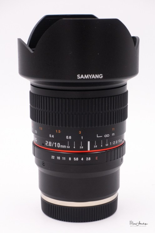 Samyang 10mm F2.8 ED AS NCS CS-2