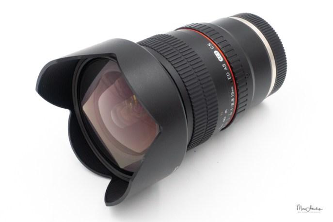 Samyang 10mm F2.8 ED AS NCS CS-7
