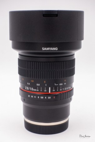 Samyang 10mm F2.8 ED AS NCS CS-9