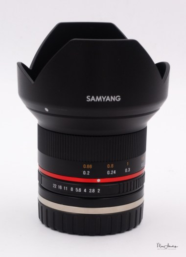 Samyang 12mm F2 NCS CS-104